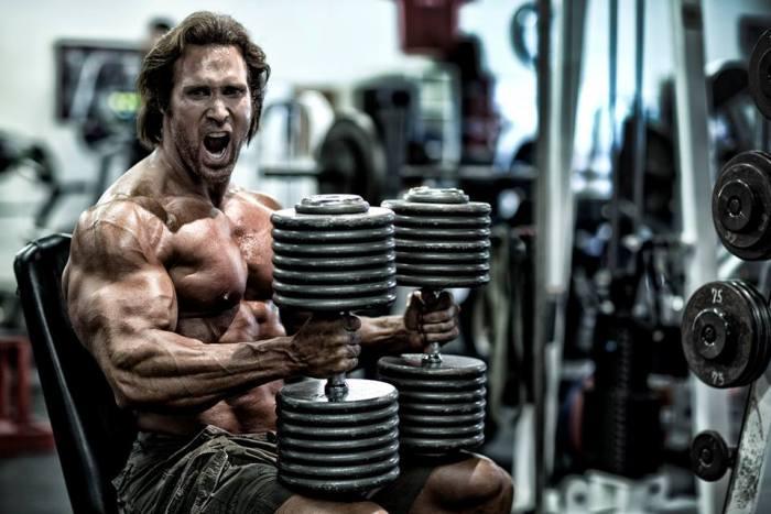 costruire muscoli