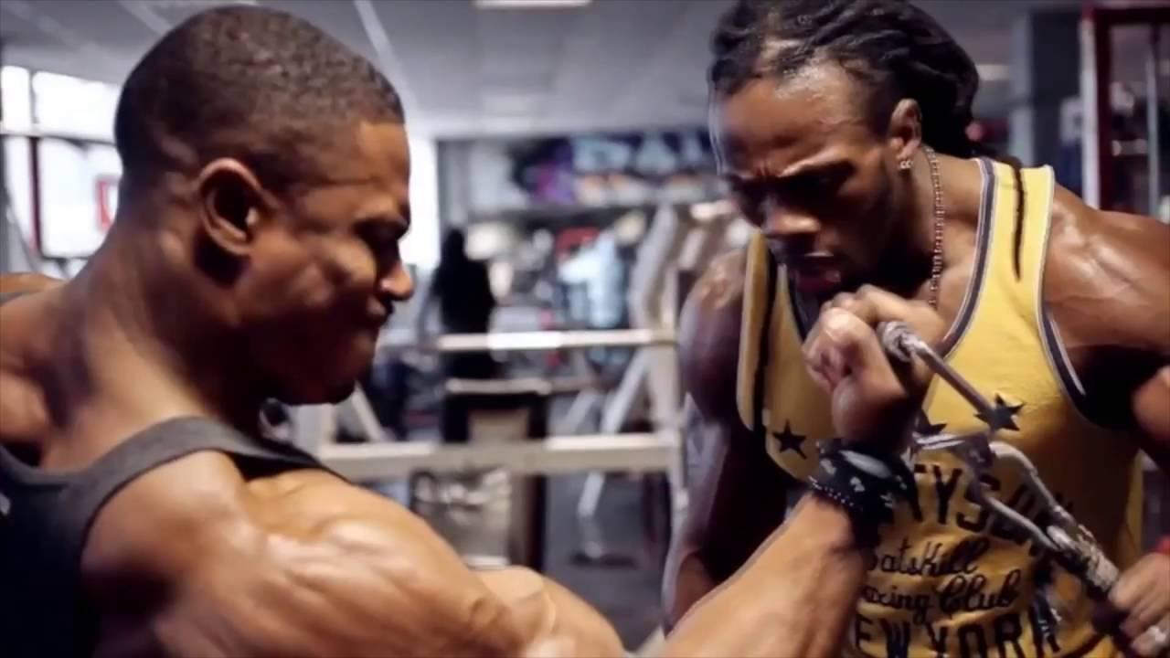 motivazione del bodybuilding